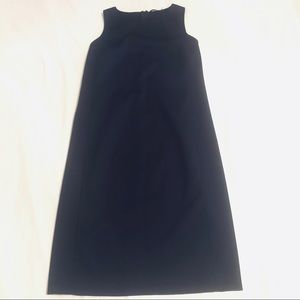 Magaschoni Collection Black Sheath Dress 4
